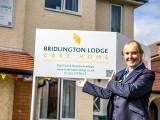 Photo of Bridlington Lodge signage