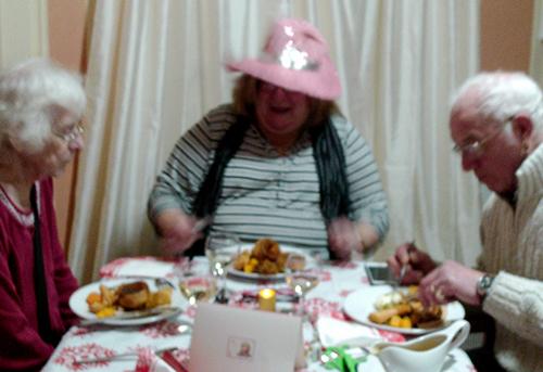 Bridlington Lodge Christmas Party