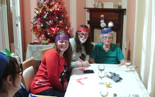 Bridlington Lodge Christmas Party