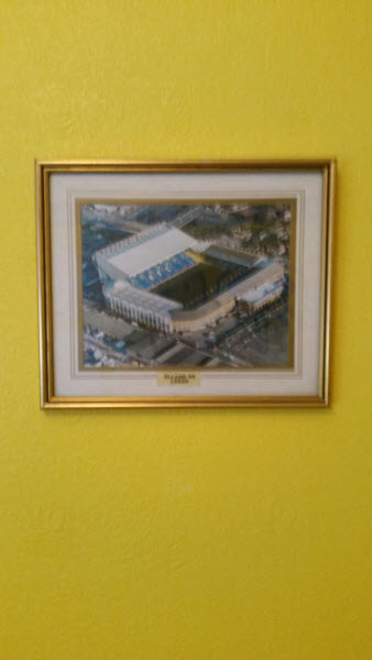 Photo of Elland Road On Residents Wall
